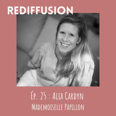 REDIFFUSION Rentrée littéraire - Alia Cardyn, Mademoiselle Papillon cover