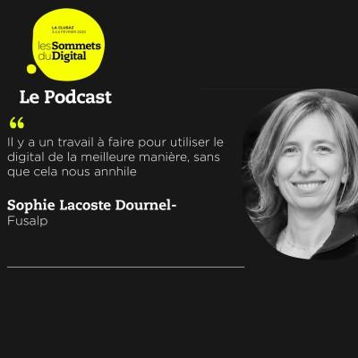 Cover' show Sophie Lacoste Dournel - Faire renaître une marque emblématique