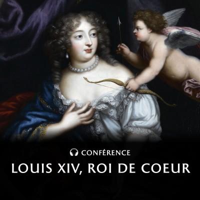 Louis XIV, roi de coeur cover