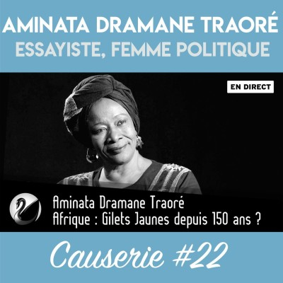 On Cause De #22 : Aminata Dramane Traoré cover