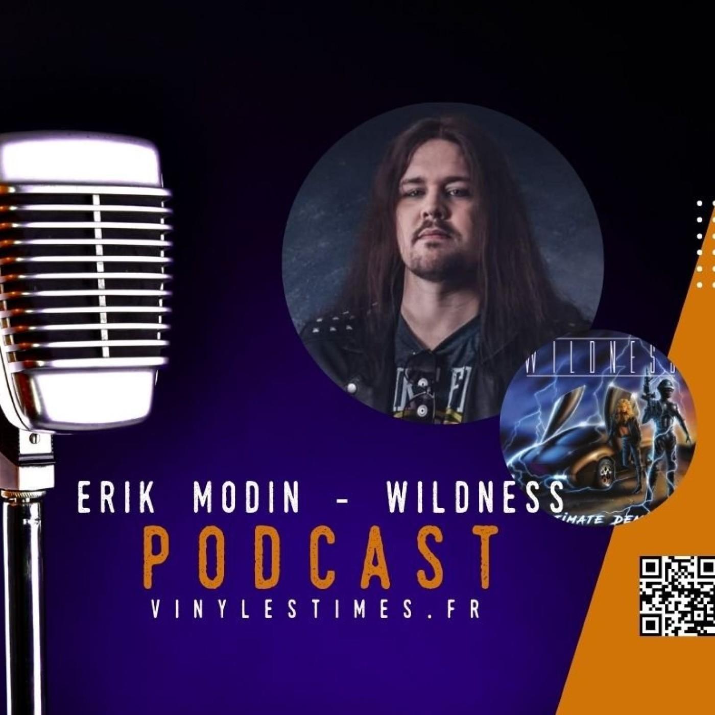 Le Doc reçoit Erik Modin du groupe Wildness en direct à 20 Heures