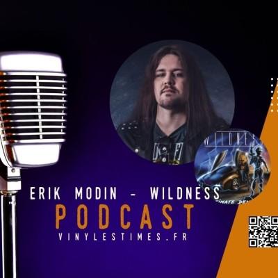 Le Doc reçoit Erik Modin du groupe Wildness en direct à 20 Heures cover