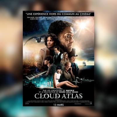 #73 Cloud Atlas - Rafik Djoumi & Erwan Desbois cover