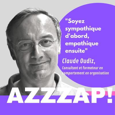 3 contes que vous n'allez pas oublier, avec Claude Oudiz, consultant en comportement en organisation cover
