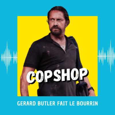 Copshop : Gerard Butler fait le bourrin cover