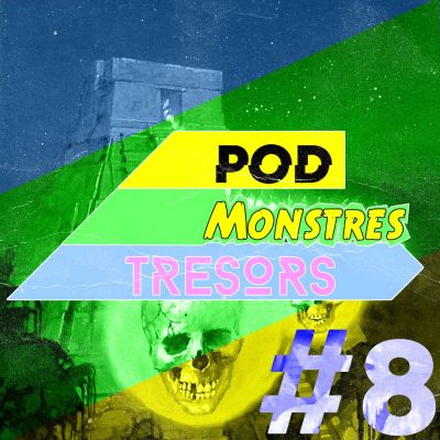 Pod Monstres Trésors - Ep 8 : Moses [Dieu Perdu Part.4] cover