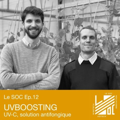 #12 -UVBOOSTING- Les UV-C, une solution antifongique miracle ? cover
