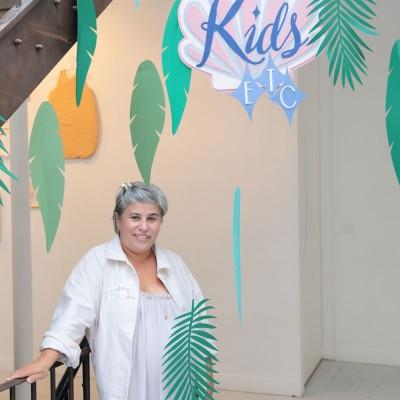 CLEMENTINE MARCHAL, fondatrice du Festival Kids etc. cover