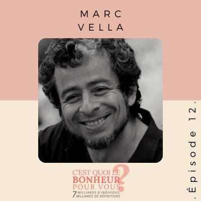 Épisode 12 - Marc Vella cover