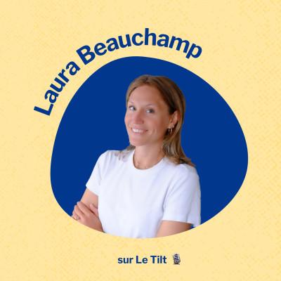 #34 Laura Beauchamp - Sa reconversion vers l'hypnothérapie cover