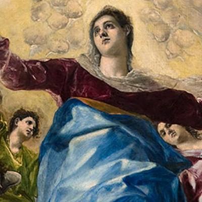 image Greco : Saint Martin et le pauvre