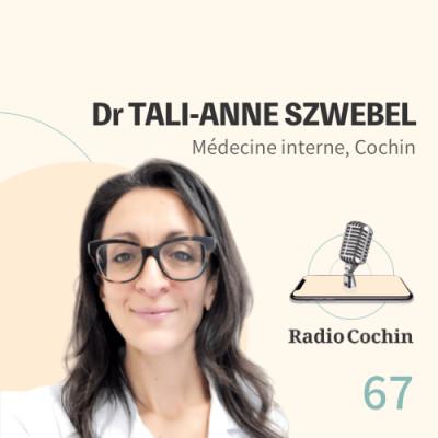 #67 Dr SZWEBEL - Cas clinique Covid : Patiente de 78 ans fièvre persistante un mois après un Covid
