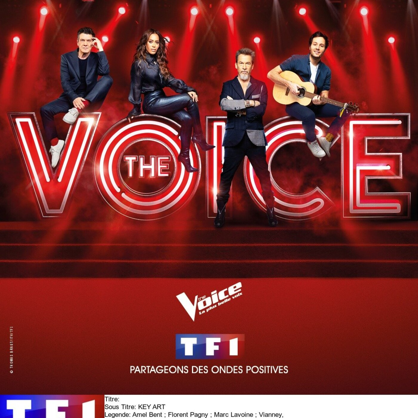 Amel Bent nous présente la nouvelle épreuve de The Voice