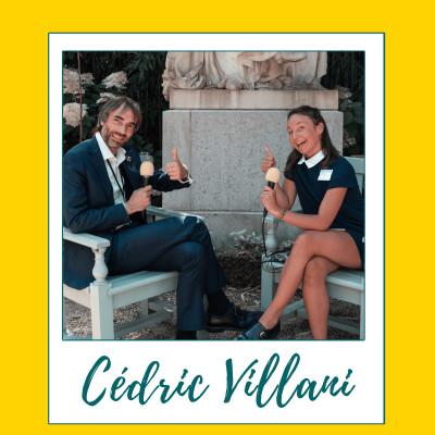 [EXTRAIT] - Interview de Cédric Villani cover