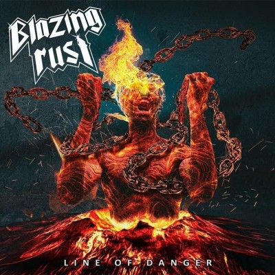 213Rock Podcast Harrag Melodica Interview with Igor Arbuzov Blazing Rust New album Line of Danger Out July 24th 02 07 2020