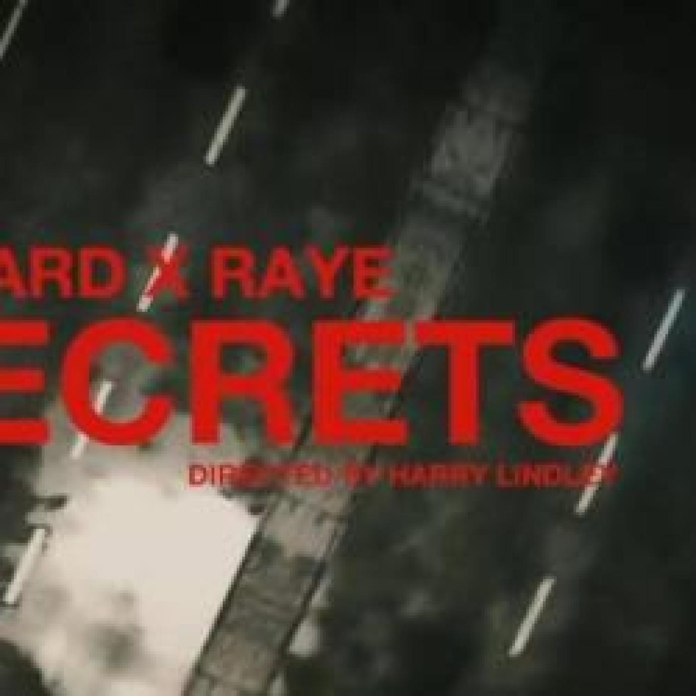 Eté 2020 : Secrets de Regard featuring Raye