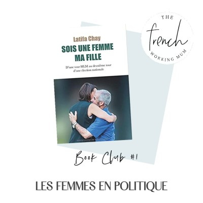 Book Club #1 - Sois une femme ma fille - Latifa CHAY cover