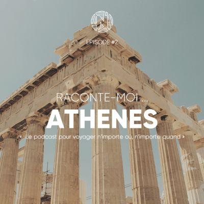 image Raconte-moi ... Athènes en Grèce