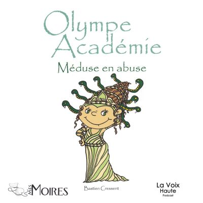 Olympe Académie : Méduse en abuse cover
