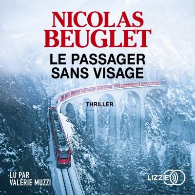 Le passager sans visage - Nicolas Beuglet cover