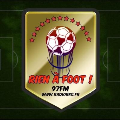 RIEN A FOOT avec Stéphane PARISSE, Mélodie SCHNEIDER & Mounir ADJIL (OC Eybens) cover