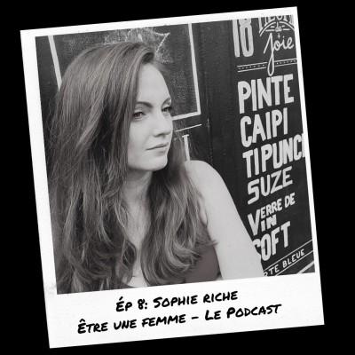 E8: Sophie Riche cover