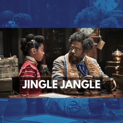 Jingle Jangle cover