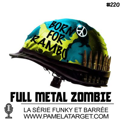 PTS02E20 FullMetalZombie cover