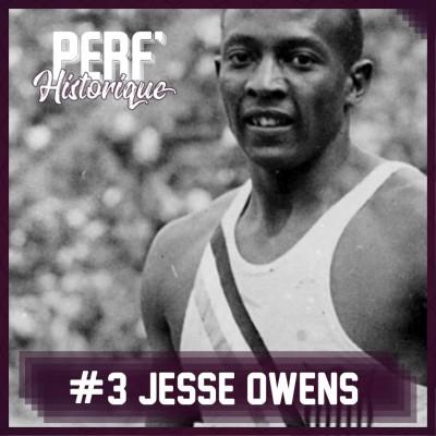 #3 Jesse Owens