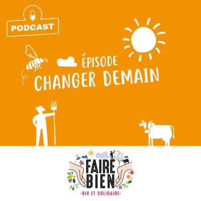[Changer demain] Florian BRETON, fondateur de la plateforme de financement participatif MiiMOSA cover