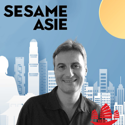 #55 (partie 2) Shanghai: Eric Tarchoune [Dragonfly] Recruteur, coach, passeur culturel du monde chinois cover