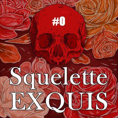 image Squelette Exquis - Studio Post-Météore
