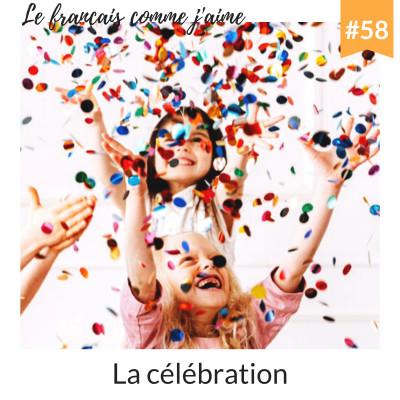 58 - La célébration cover