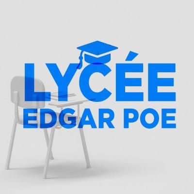 Lycée Edgar Poe cover