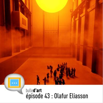 image [n°43] Olafur Eliasson, l'artiste qui joue avec les éléments et avec nos sens