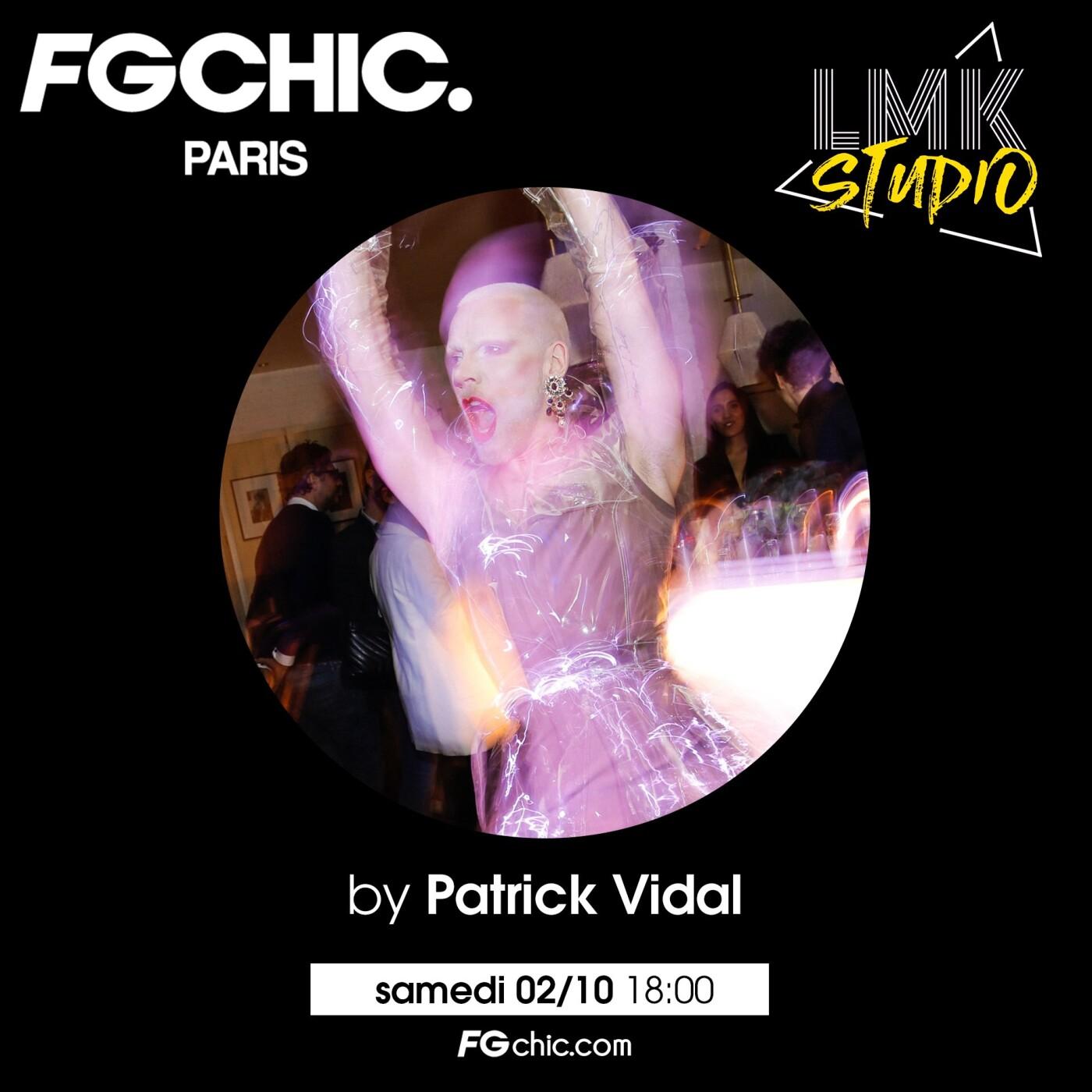 LMK STUDIO AVEC PATRICK VIDAL DU 2 OCTOBRE 2021