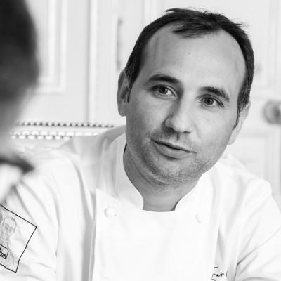 4# /François Perret – Chef Pâtissier Exécutif Hôtel Ritz Paris