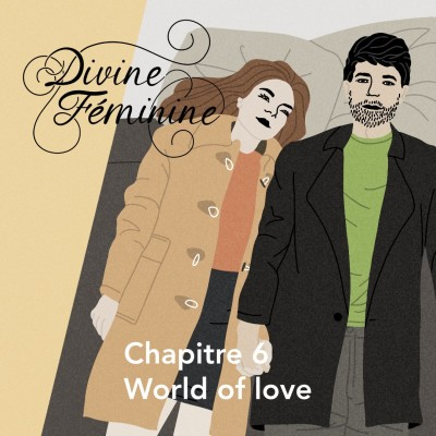 """Chapitre 6 : """"Words of Love"""" cover"""