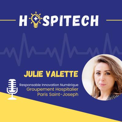 Julie Valette - GH Paris Saint-Joseph : De la numérisation à la transformation digitale de l'hôpital ? cover