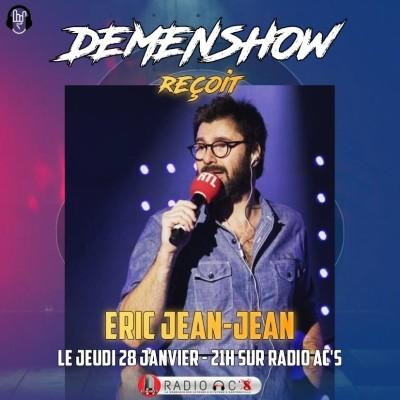 """Radio AC'S """"DEMENSHOW"""" du 28/01/21. Invité  Eric Jean-Jean cover"""