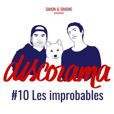 image Discorama #10 - Les improbables (Simon et Simone)