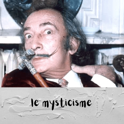 le mysticisme (Salvador Dali) cover
