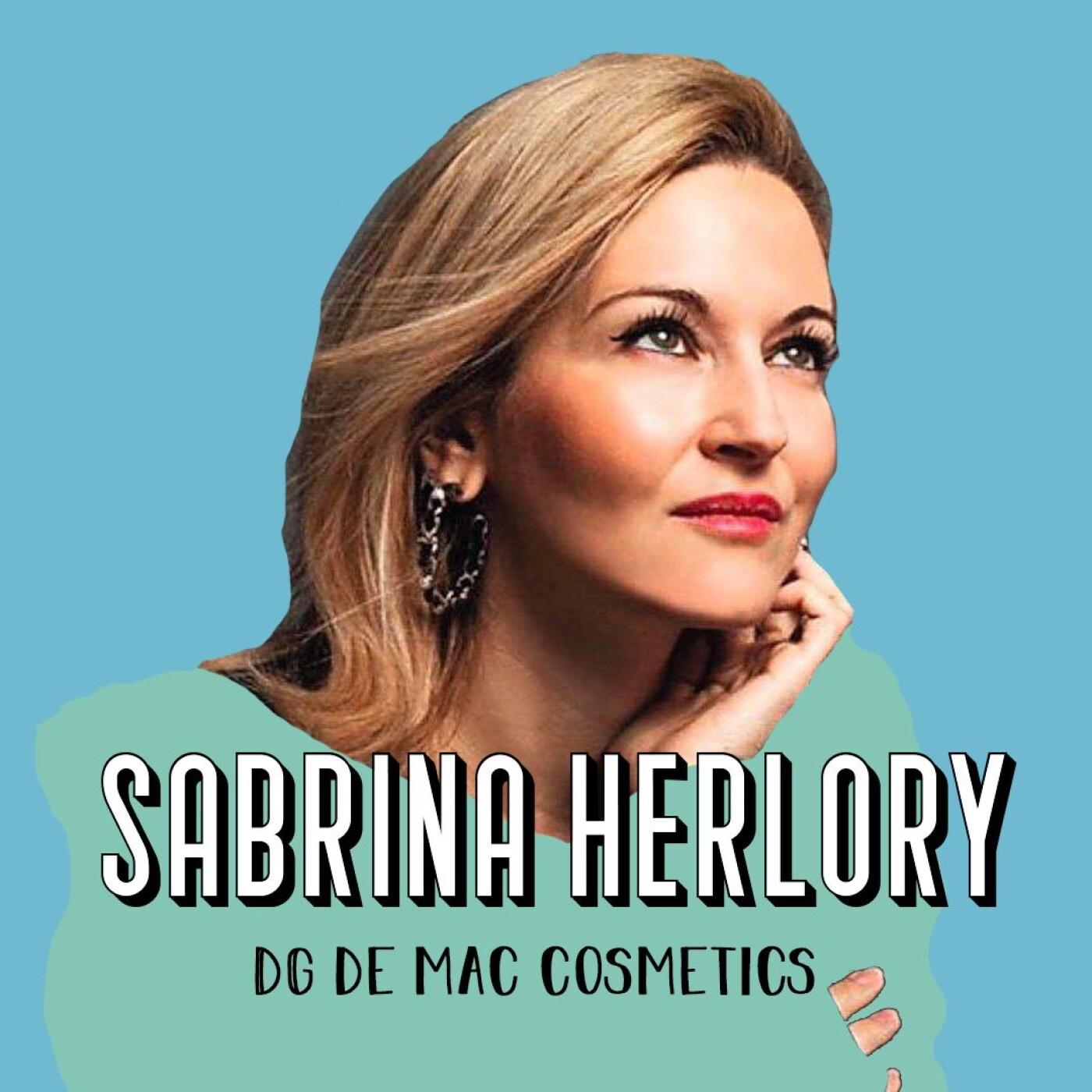 Sabrina Herlory, Directrice Générale de MAC et Porte-Parole de la Fondation des Femmes