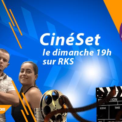Cineset 30.08 Spécial Tarantino cover