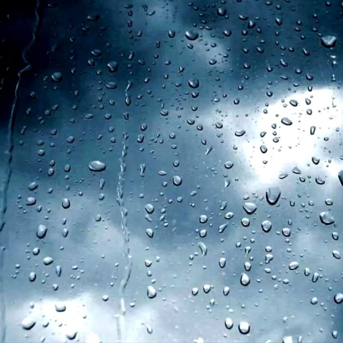 Heavy Thunderstorm and Relaxing Rain Sounds