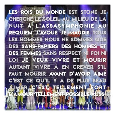 """image [n°6] """"1789 : Les Amants de la Bastille"""" : un spectacle sans queue ni tête (et surtout sans tête) ?"""