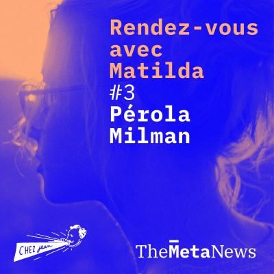 #3 Pérola Milman cover