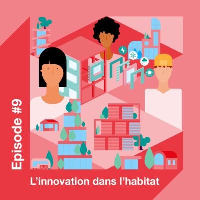Le logement social au cœur de la relance et de l'innovation cover