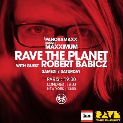 PANORAMAXX : ROBERT BABICZ cover