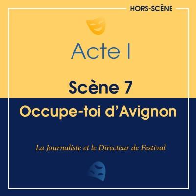 (I ; 7) Occupe-toi d'Avignon cover